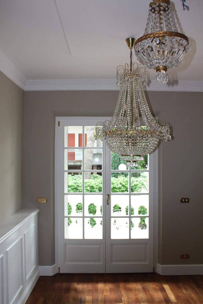 Finestre in legno con vetro stile inglese - Che Finestre